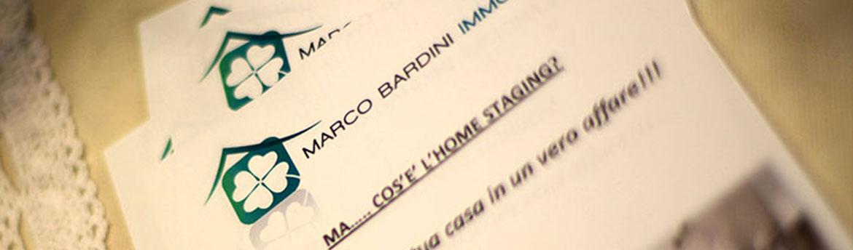 Marco bardini immobiliare for Arredamento per agenzia immobiliare