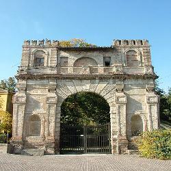 Collecchio, Arco del Bargello